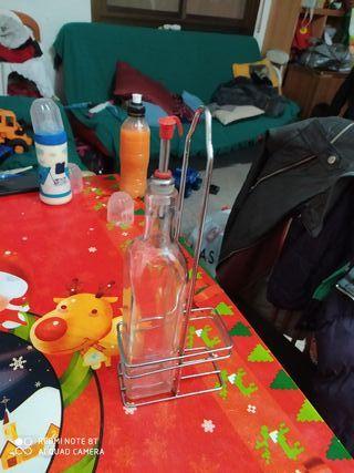 botella con acsesorio