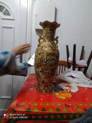 jarrón chino grande