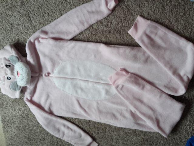 Disfraz pijama conejo