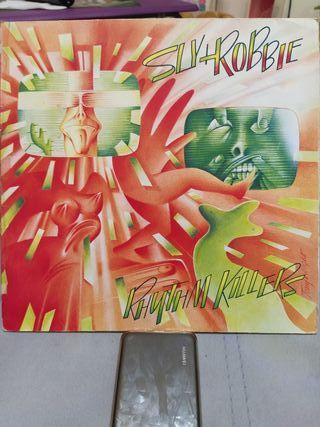 disco vinilo Sly+Robbie