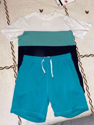 Lote Camiseta y Pantalón