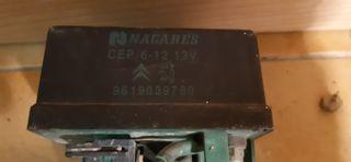 Arranque Citroen berlingo 1.9D 99