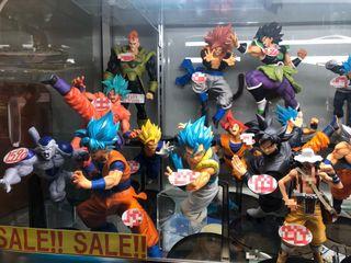 Figuras GOKU y Anime Japon Dragon Ball