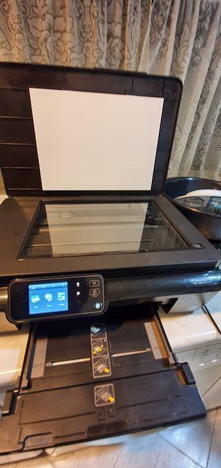 Impresora Multifunción HP 5522 En Buen Estado