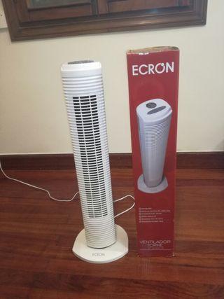 torre de ventilación de la marca ecron
