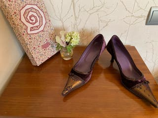 Zapatos Úrsula Mascaro Talla 38