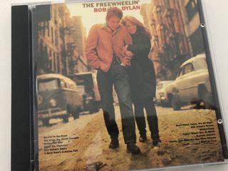 CD Bob Dylan. The Freewheelin'