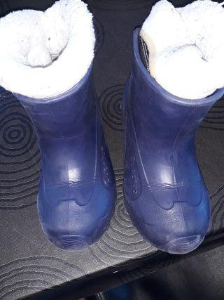 botas nieves