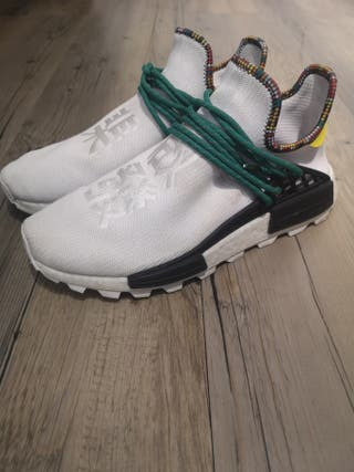 Adidas nmd HU Pharrell Williams (talla 44)