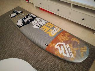 Tabla windsurf Fanatic freewave STB 105 TE