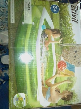 Piscina inchable