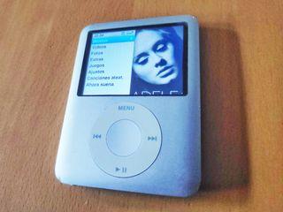iPod nano tercera generación 4Gb