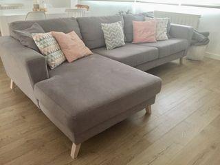 Sofa Banak 2 plazas mas Chaise Longue