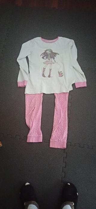 pijama talla 12