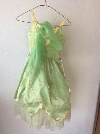 Vestido de campanilla
