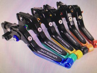 Maneras de colores para moto honda integra 700