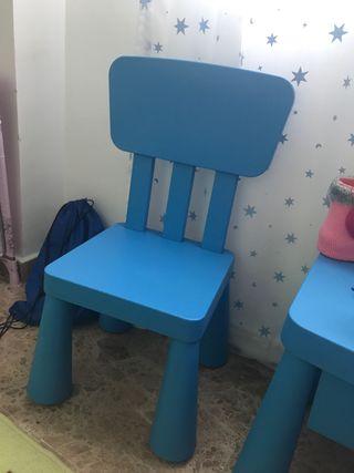 Conjunto dormitorio niño
