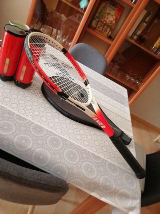 Raqueta tennis