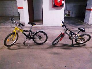 Bicicletas Tamaño 20
