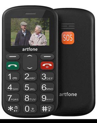 Teléfono para personas mayores