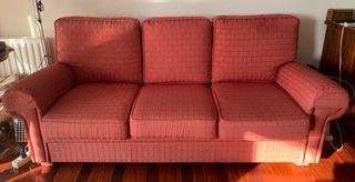 Sofá de dos y tres plazas