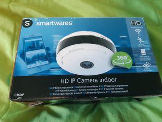 Cámara de vigilancia 360 smartwares