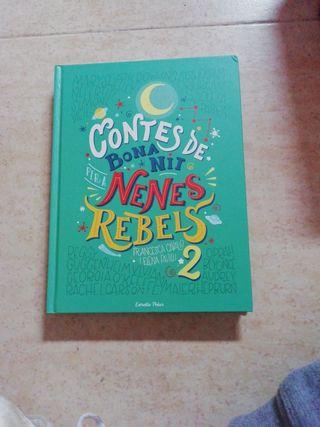 Libro contes de Bona nit per a nenes rebels 2