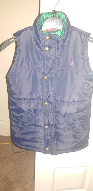 Gilet Joules size 7