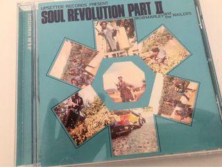 CD Bob Marley and the Wailers. Soul Revolution.
