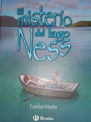 El misterio del lago Ness.