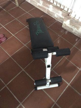 Màquina para hacer abdominales