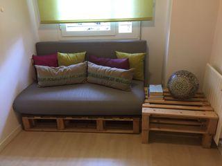 Sofá cama palé