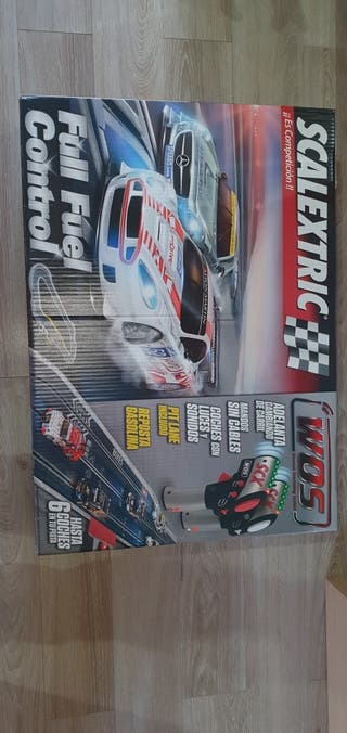 Se Vende Scalextric Wos