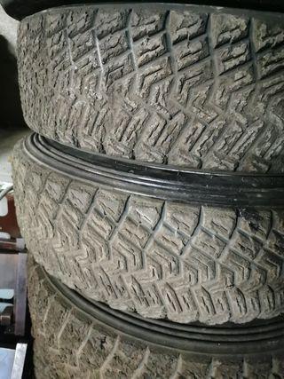 Neumaticos Pirelli K7 Rallys de tierra