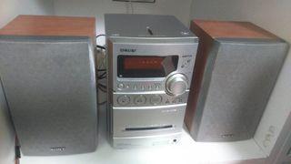 MINICADENA SONY CMT NEZ-23 MP3