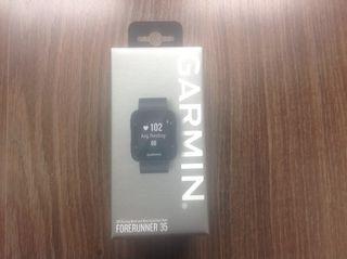 Garmin Forerunner 35 - Reloj GPS (tiene 1 mes)