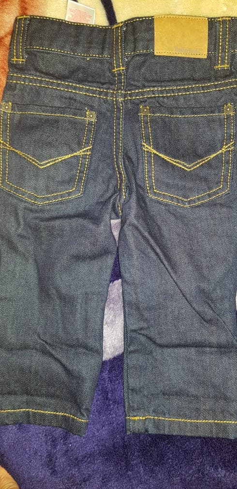 Jeans Timberland size 12 months