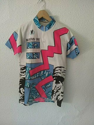 maillot ciclismo vintage