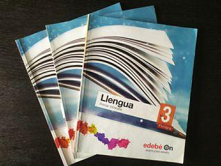 Libro llengua 3o primària