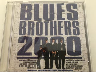 CD Blues Brothers. 2000