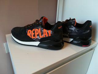 Replay zapatillas bambas
