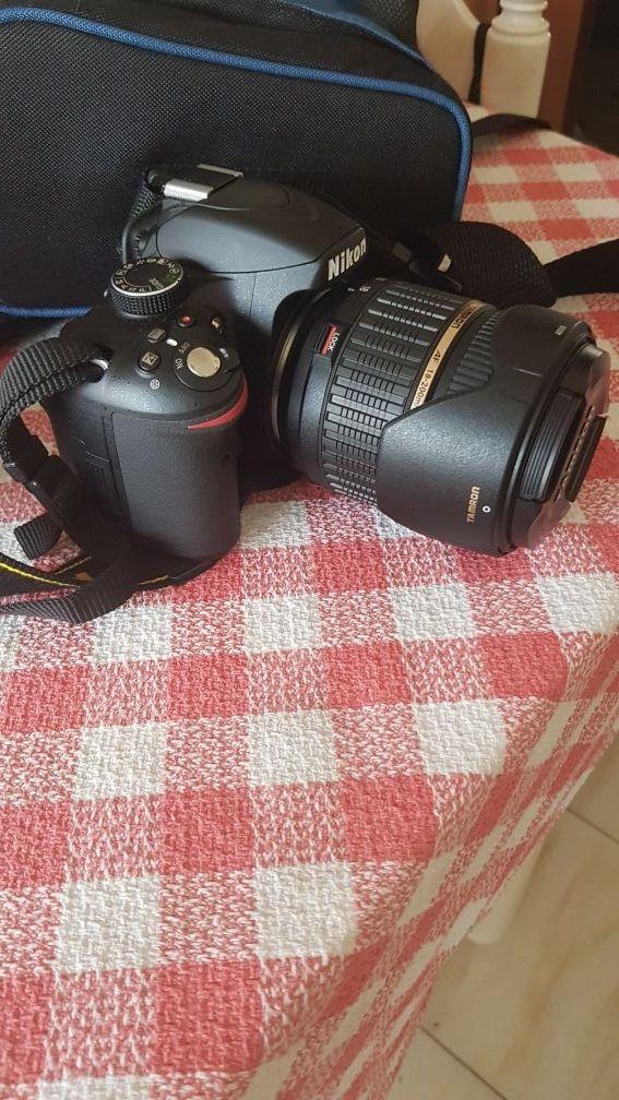 cámara réflex Nikon D 3200