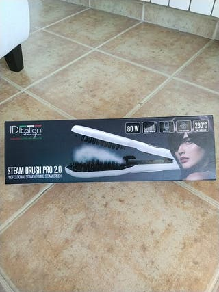 Cepillo alisador con vapor Steam brush Pro 2.0