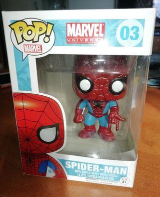 Funko Pop Marvel Universe 03 - Spider-Man.