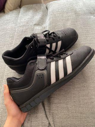 Zapatillas de halterofilia Adipower