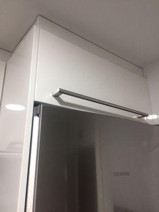 Estructura cajón arriba frigorífico ( sin puerta)
