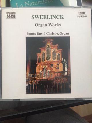 Órgano Sweelinck