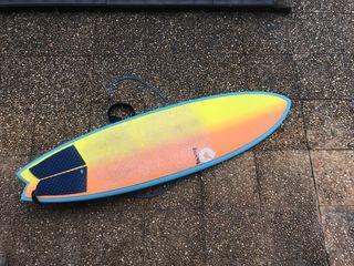 Torq Tabla de Surf 6'6