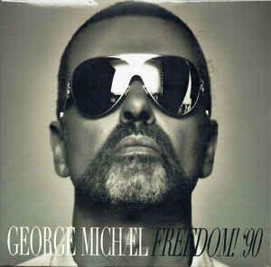George Michael freedom 90 vinilo raro special