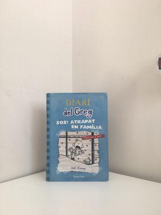 Diario de Greg (catalan) SOS, atrapat en familia!